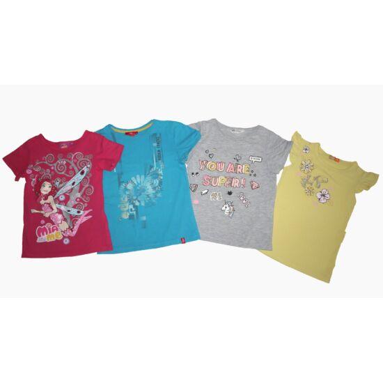 116-os póló csomag (Mia, Esprit, Unikornis, virágos)