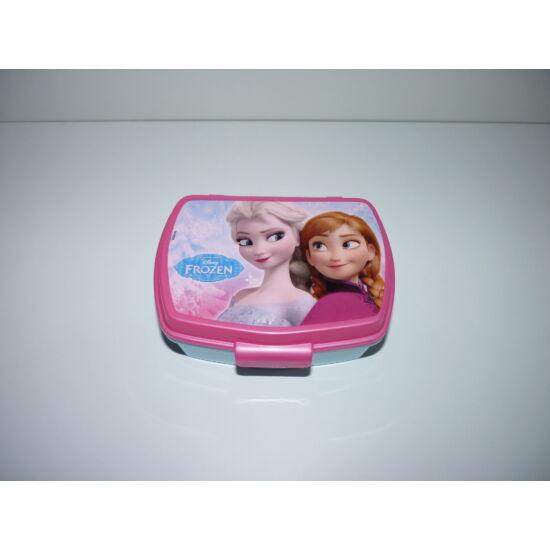 Új, Disney Frozen - Jégvarázs dupla uzsonnásdoboz