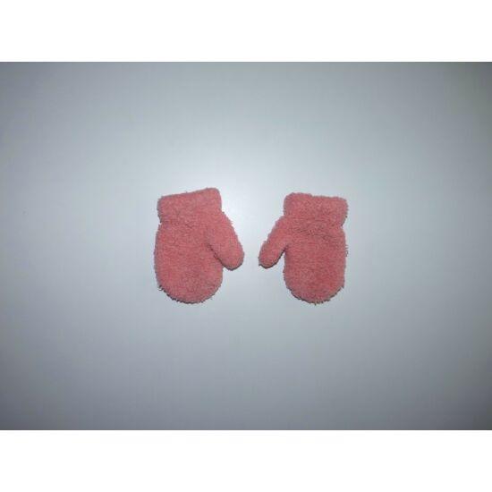 Puha egy ujjas kislány kesztyű - 10 cm