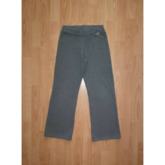 134-es Next lány csinos szürke szabadidő nadrág