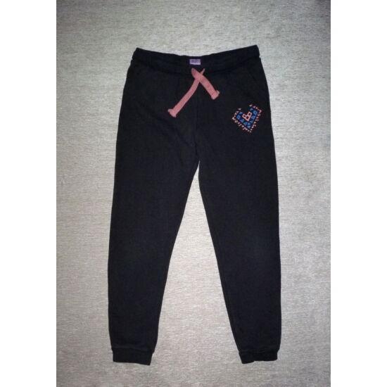 146-os puha lány szabadidő nadrág, melegítő alsó
