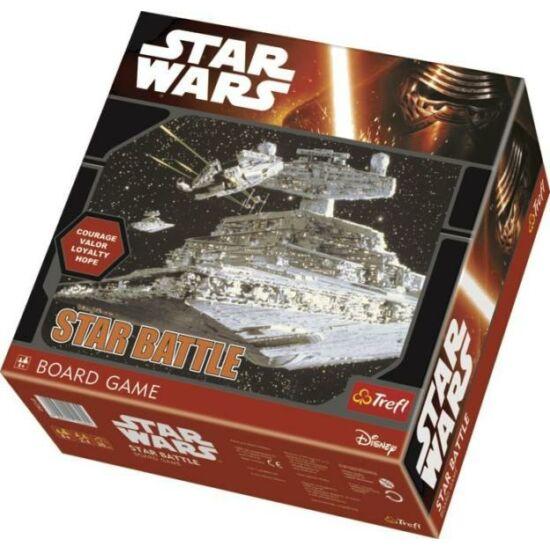 Star Wars - Star Battle társasjáték 8 éves kortól