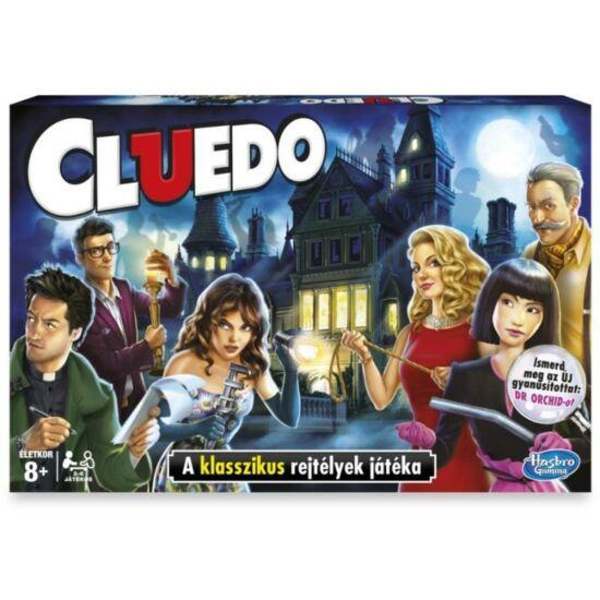 Hasbro Cluedo - A Klasszikus rejtélyek játéka - 8 éves kortól