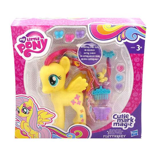 My little Pony - fésülhető póni számos kiegészítővel - Fluttershy