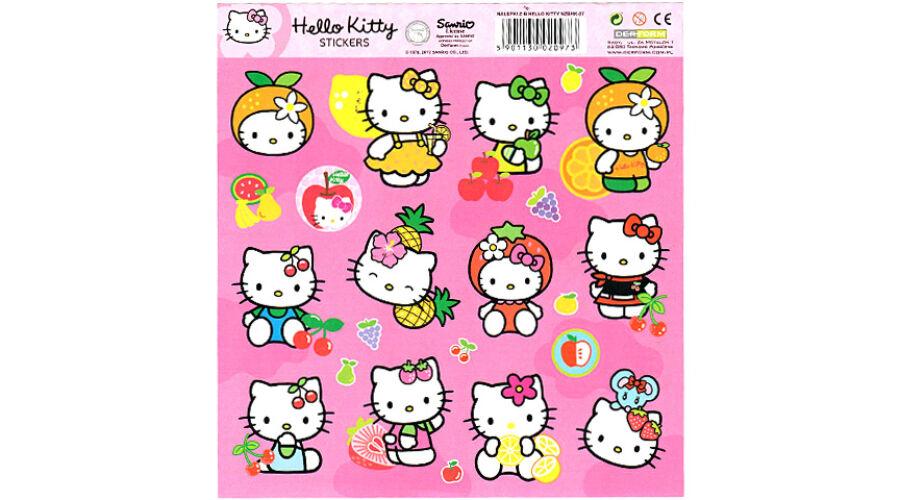 Hello Kitty Fruits matrica szett 15 db-os - gyümölcsök - Lány játékok -  Lurkoshop gyerekruha webshop fc056b5900