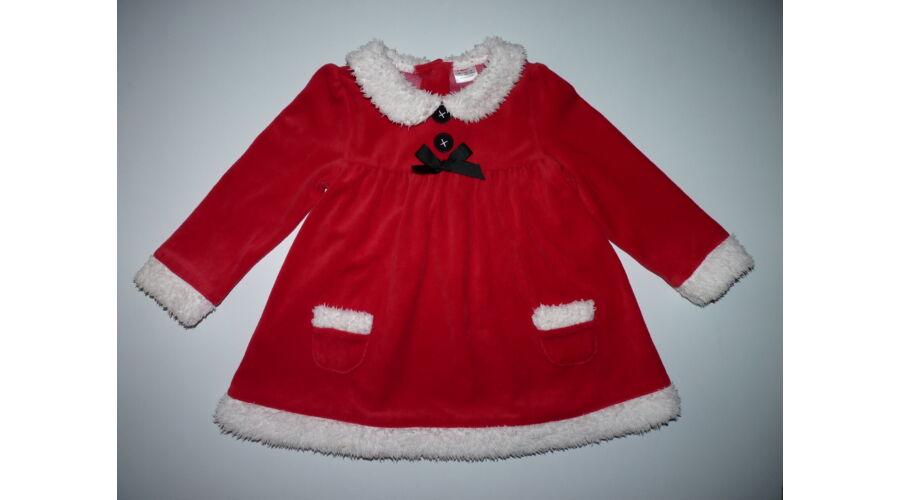 86-os tündéri kislány Mikulás Télanyó ruha - Lány ruhák - Lurkoshop ... e4cdcf9162
