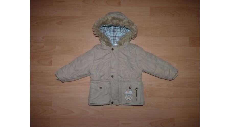 86-os C A kapucnis téli kabát kisfiúnak - Kabátok - Lurkoshop ... defbc2b86a