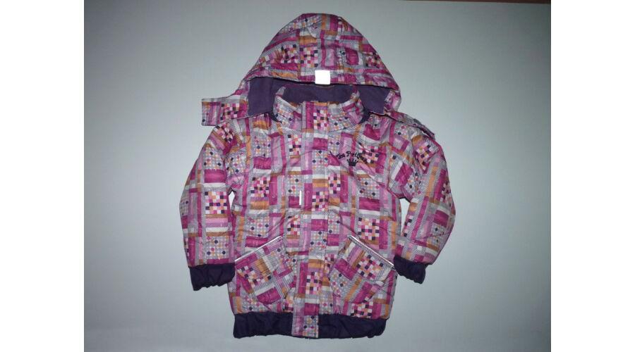3bf0fb0479 104/110-es csajos polár bélelt síkabát - Ice Princess - Kabátok - Lurkoshop  gyerekruha webshop