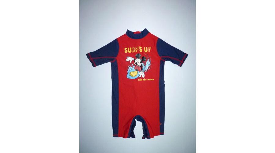 42919dc97d 62/68-as Disney Mickey UV szűrős napvédő fürdőruha, strand ruha ...