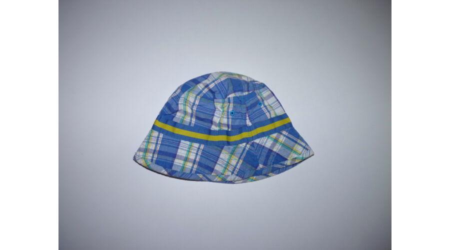 Next kék kockás nyári surda sapka d971228c87