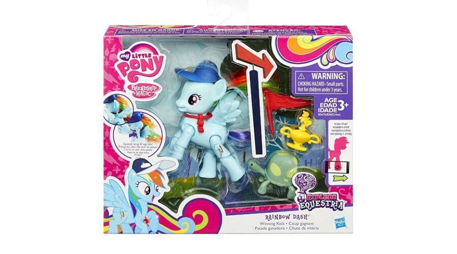 My little pony Explore - mozgatható Rainbow Dash - Lány játékok - Lurkoshop  gyerekruha webshop 431782d47a