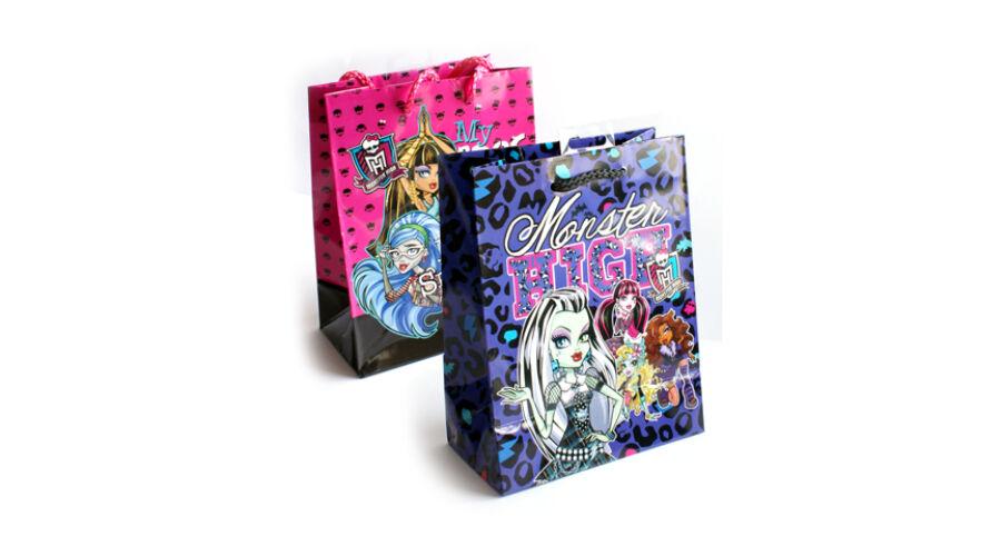 Monster High ajándéktáska - közepes - Lány játékok - Lurkoshop ... a5ae46398c