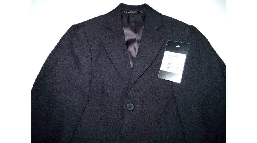 6c2116cc74 116-os Studio Coletti fekete fiú öltöny - új - Nadrágok - Lurkoshop ...