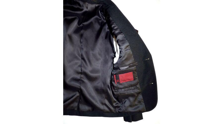992c571bac 116-os Studio Coletti fekete fiú öltöny - új - Nadrágok - Lurkoshop ...