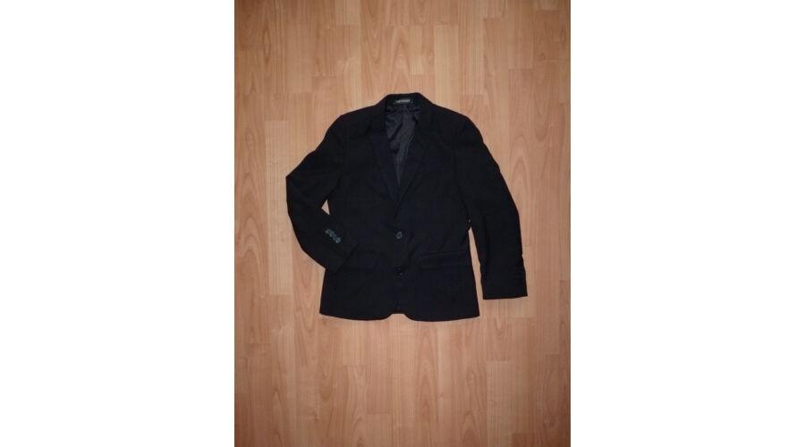 e50fad5bad 134/140-es fekete alkalmi zakó - 134 - Lurkoshop gyerekruha webshop