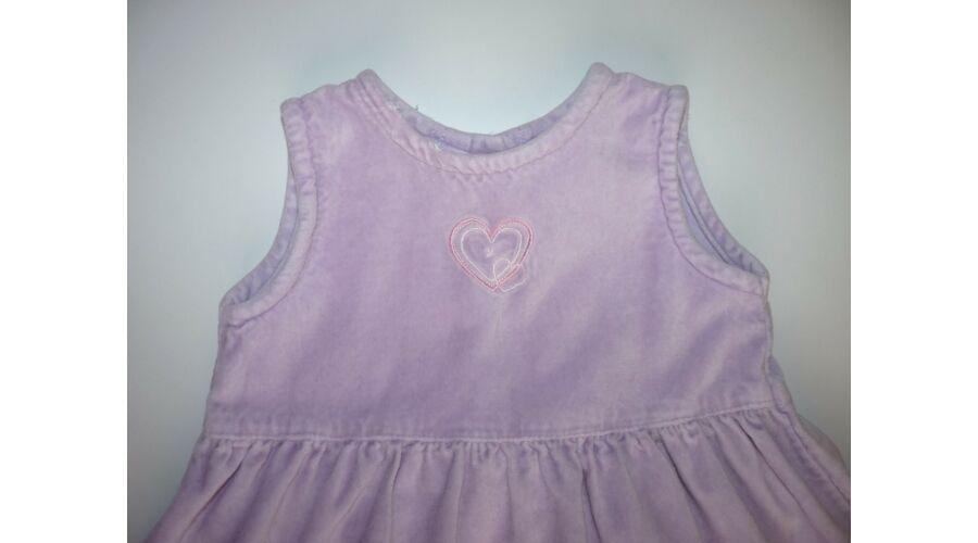 62-es lila kislány ruha - Szoknyák 4c849b7148