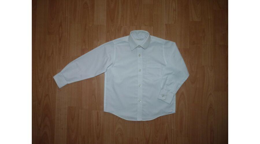 110-es Marks Spencer fehér hosszú ujjú ing - 110 - Lurkoshop ... 98aacfa4a6