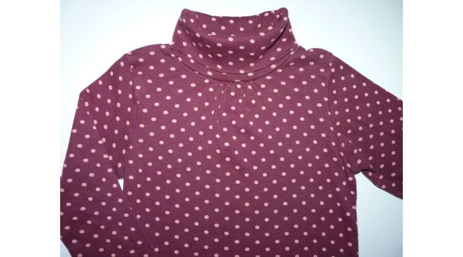 86 92-es csinos pamut garbó - Pólók 8fd7423bbd