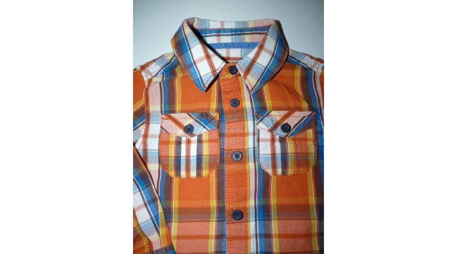e0b33440a2 86/92-es Marks&Spencer pasis ing - Pólók, felsők, ingek - Lurkoshop ...