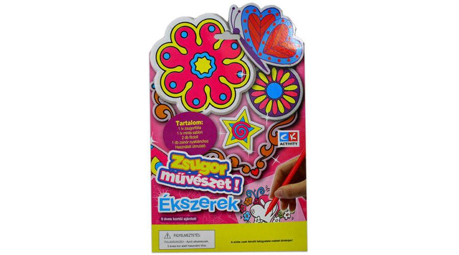 Zsugor művészet - ékszerek 6 éves kortól - Lány játékok - Lurkoshop ... f33d361f75