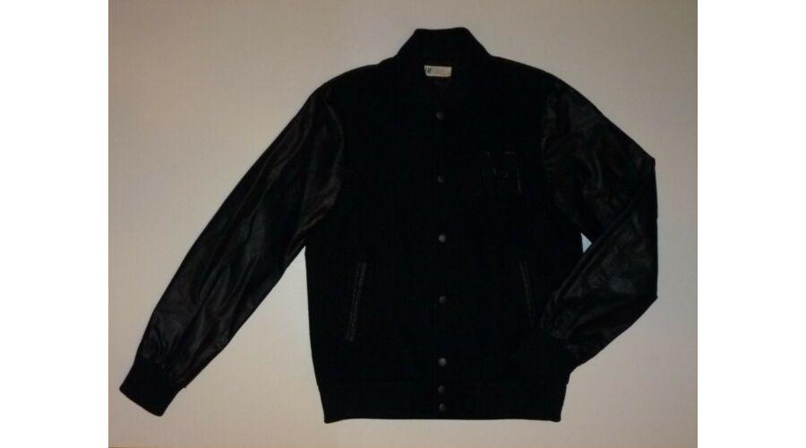 152 es H&M fekete átmeneti kabát Kabátok Lurkoshop