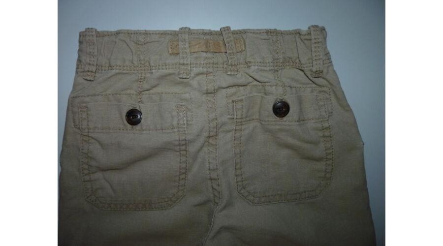 6b666ac25f 92/98-as BabyGAP drapp vászon nadrág - Nadrágok - Lurkoshop ...