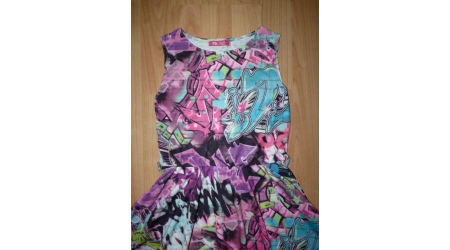 ea7ee41b6582 134-es YD csinos nyári ruha - Szoknyák, ruhák - Lurkoshop gyerekruha ...
