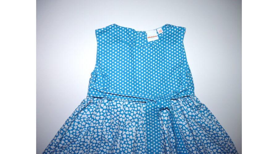 2ef6996bf4 80-as vékony ujjatlan szívecskés-lepkés-pöttyös nyári ruha ...