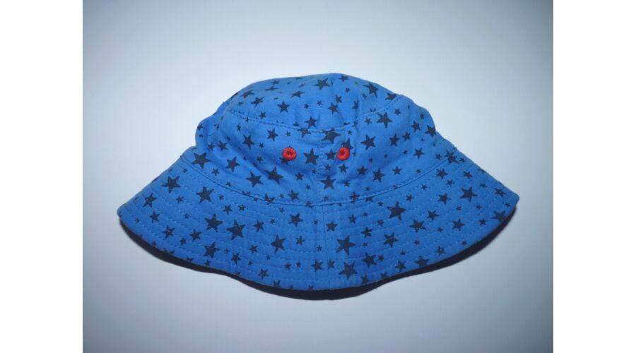 Tu kék csillagos nyári kalap 7cefc8c70d