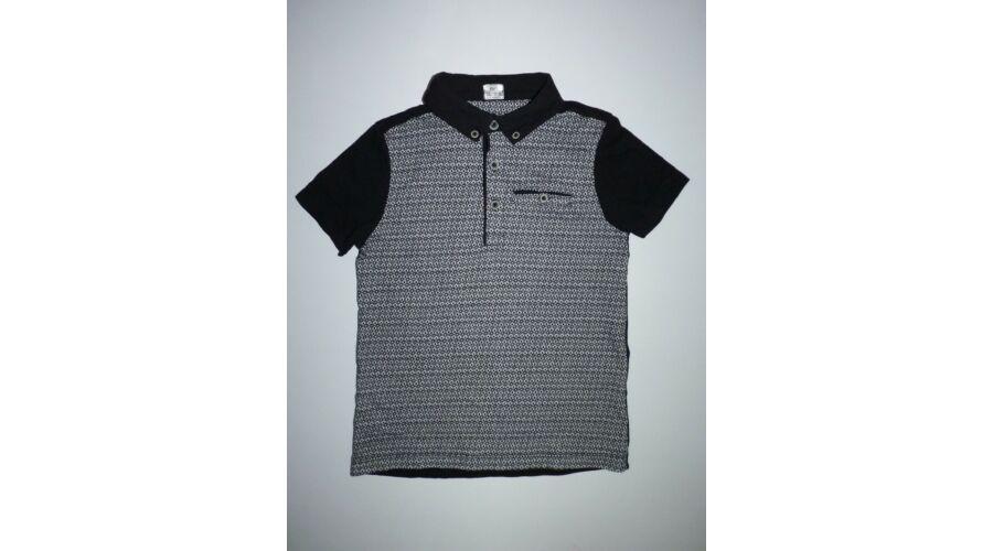 122-es különleges fekete-fehér pamut póló - 122 - Lurkoshop ... 4f59e20da5
