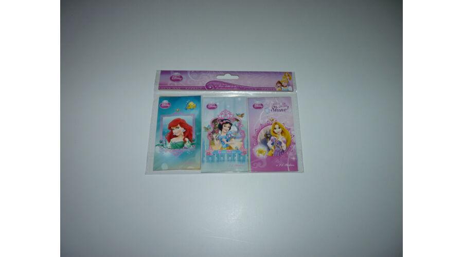 Disney Hercegnők - kis matricás notesz szett - új - Lány játékok ... f114e4a5a2