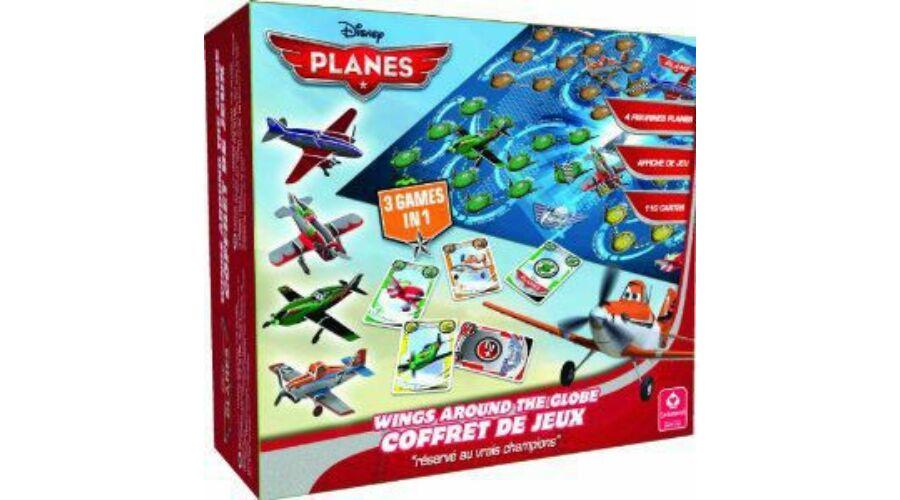 Disney Planes - 3 játék 1-ben Repcsik - Kártyák - Lurkoshop ... 14f26359e5