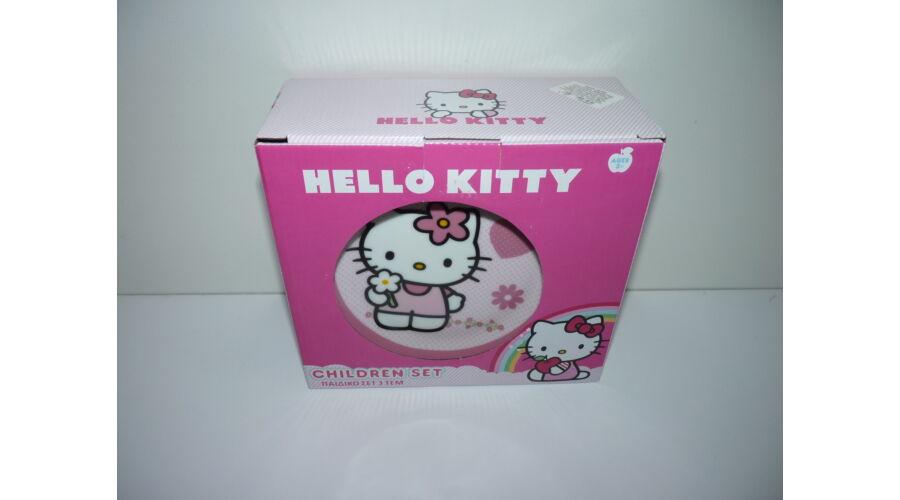 Hello Kitty 3 részes porcelán étkészlet - Konyhai termékek ... 39c7535ec3