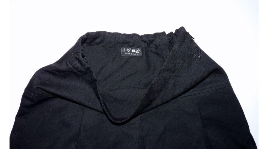 152-es Next fekete ünneplő szoknya - Szoknyák d01c1df11b