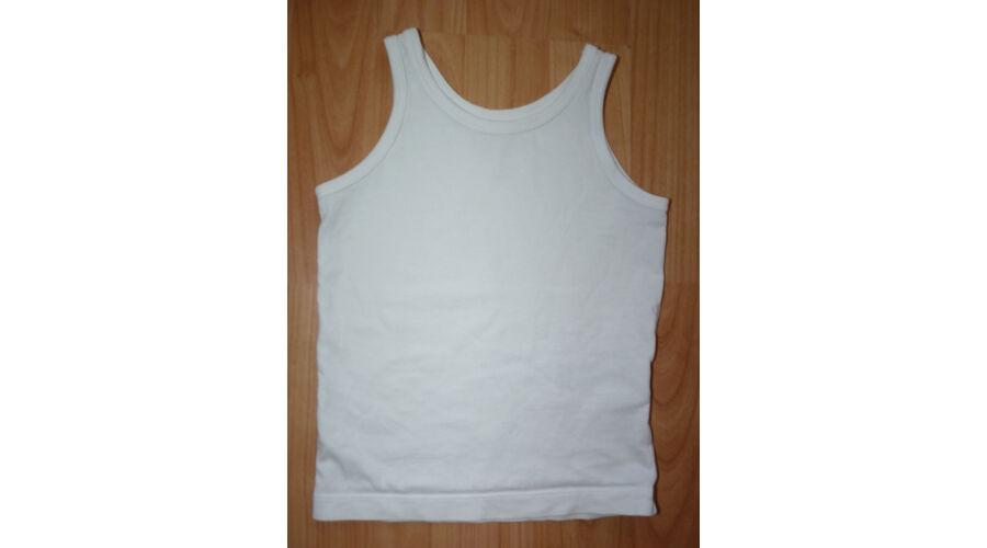 8b0dc42719 86/92-es fehér kislány trikó, atléta - Pólók, felsők - Lurkoshop ...