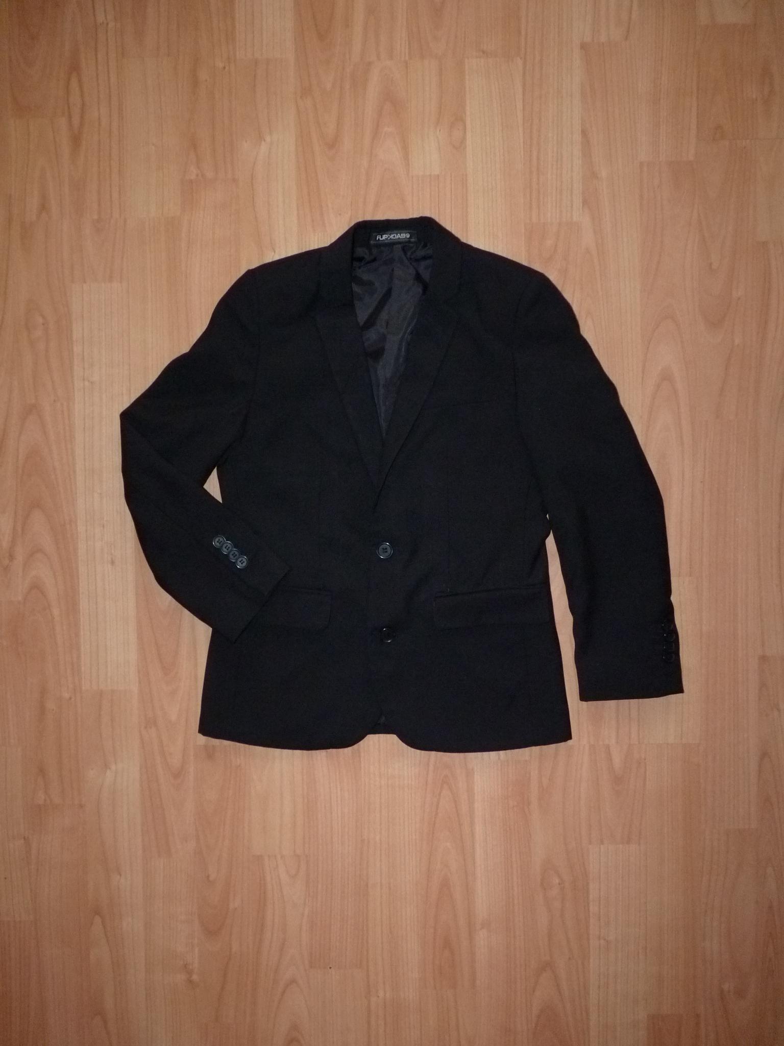 f985797a29 134/140-es fekete alkalmi zakó - 134 - Lurkoshop gyerekruha webshop